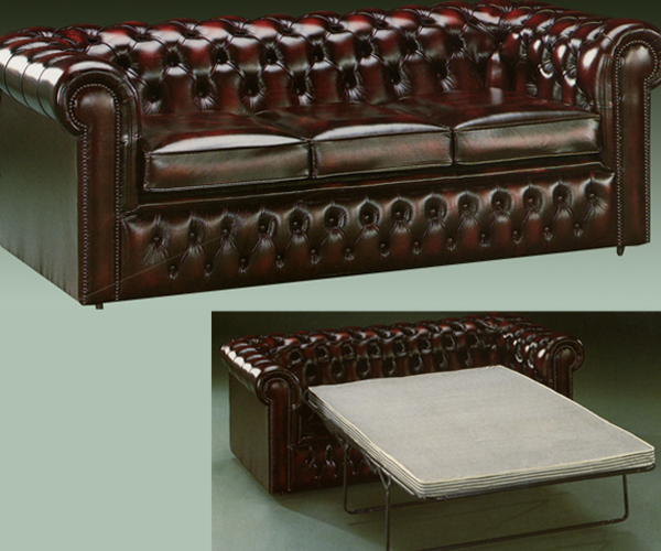 Click to see larger picture of Bed Settee