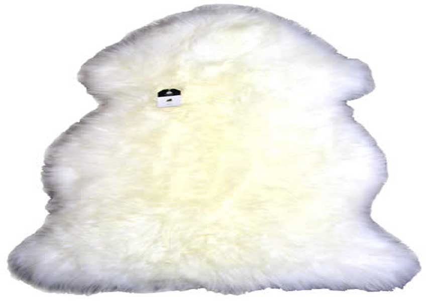 Click to see larger picture of Sheep skin Rug