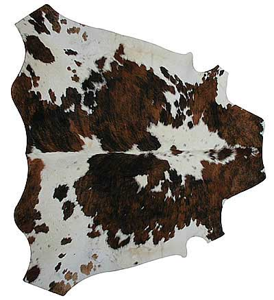 Click to see larger picture of Cow Hide Rug